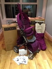 New Stokke Xplory V4 2014 Complete Package:WhatsApp +66917368522